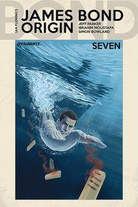 [James Bond: Origin #7 (Cover D Moustafa) (Product Image)]