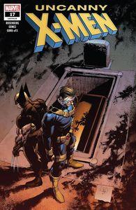 [Uncanny X-Men #17 (Product Image)]