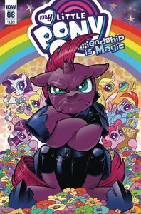[My Little Pony: Friendship Is Magic #68 (Cover A Price) (Product Image)]