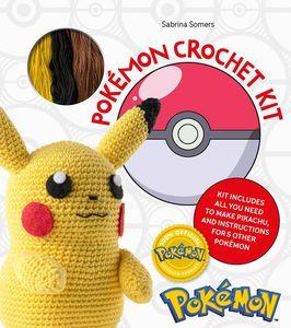 [Pokémon: Crochet Kit (Product Image)]