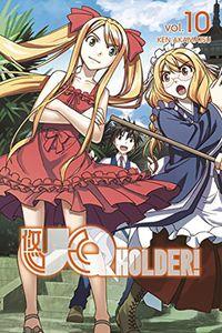 [UQ Holder: Volume 10 (Product Image)]