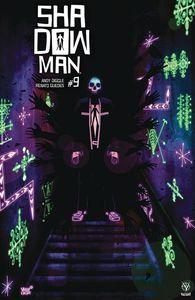 [Shadowman (2018) #9 (Cover C - Veregge) (Product Image)]