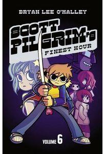 [Scott Pilgrim: Volume 6: Scott Pilgrim's Finest Hour (Product Image)]