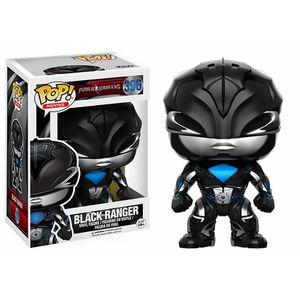 [Power Rangers: Pop! Vinyl Figure: Black Ranger (Product Image)]