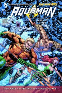 [Aquaman: Volume 4: Death Of A King (N52) (Product Image)]