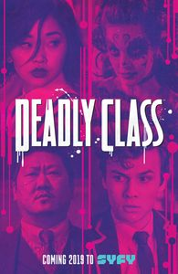 [Image Firsts: Deadly Class #1 (SYFY Cast Variant) (Product Image)]