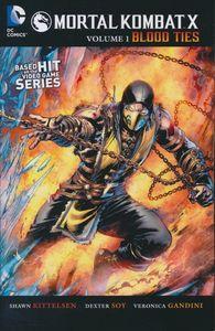 [Mortal Kombat X: Volume 1 (Product Image)]