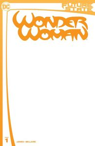 [Future State: Wonder Woman #1 (Card Stock Blank Variant) (Product Image)]