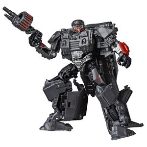 [Transformers: Studio Series Deluxe Action Figure: Hot Rod (WWII) (Product Image)]