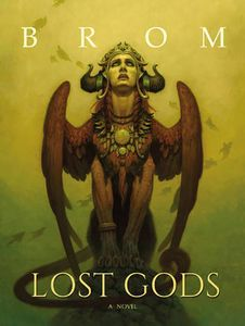 [Lost Gods (Hardcover) (Product Image)]