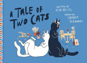 [A Tale Of Two Cats (Hardcover) (Product Image)]