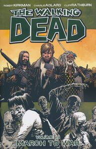 [Walking Dead: Volume 19: March To War (Product Image)]