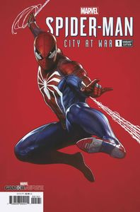 [Spider-Man: City At War #1 (Granov Variant) (Product Image)]