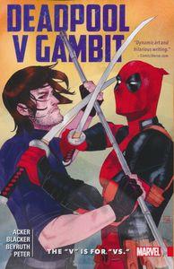 [Deadpool V Gambit: The V Is For Vs (Product Image)]