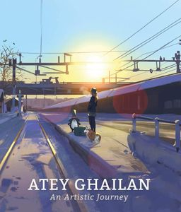 [An Artistic Journey: Atey Ghailan (Signed Art Card Edition Hardcover) (Product Image)]