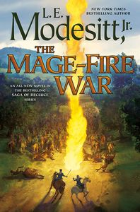 [The Mage-Fire War (Hardcover) (Product Image)]