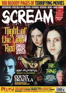 [Scream Magazine #65 (Product Image)]