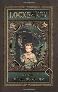 [Locke & Key: Master Edition: Volume 1 (Hardcover) (Product Image)]
