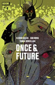 [Once & Future #4 (Forbidden Planet LaFuente Variant) (Product Image)]