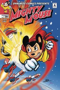 [Mighty Mouse #2 (Cover A Adams) (Product Image)]