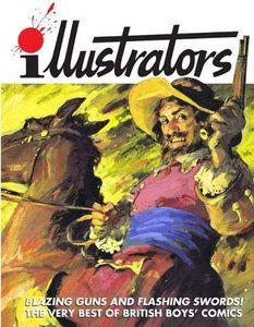 [Illustrators Special: Volume 12: The Very Best British Boys Comics (Product Image)]