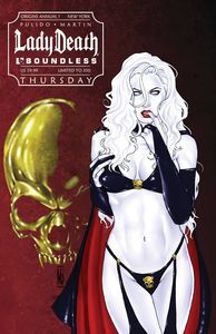[Lady Death: Origins: Annual #1 (New York Thursday) (Product Image)]