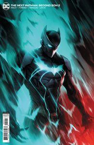[Next Batman: Second Son #2 (Cover B Francesco Mattina Card Stock Variant) (Product Image)]