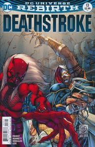 [Deathstroke #13 (Variant Edition) (Product Image)]