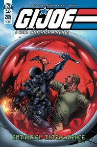 [GI Joe: A Real American Hero #265 (Cover A Diaz) (Product Image)]