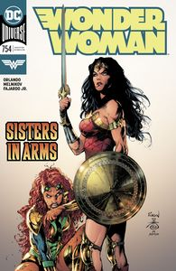 [Wonder Woman #754 (Product Image)]