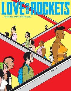 [Love & Rockets Magazine #9 (Product Image)]