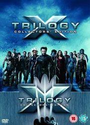 [X-Men: Trilogy Collectors Edition Tin (Product Image)]