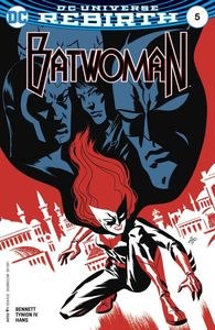 [Batwoman #5 (Variant Edition) (Product Image)]