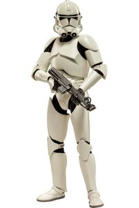[Star Wars: Militaries of Star Wars: Clonetrooper: Shiny (Product Image)]