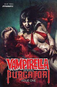 [Vampirella Vs Purgatori #1 (Cover E Mastrazzo) (Product Image)]