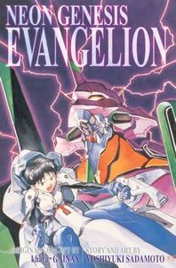 [Neon Genesis Evangelion: Volume 1 (3 In 1 Edition) (Product Image)]