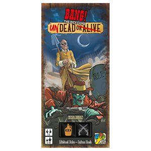 [Bang! The Dice Game: Undead Or Alive (Product Image)]
