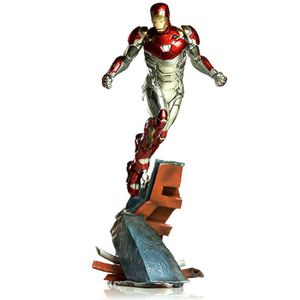 [Spider-Man Homecoming: Art Statue: Iron Man Mark XLVI (Product Image)]