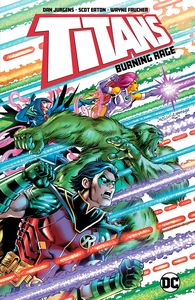 [Titans: Burning Rage (Product Image)]
