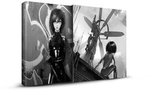 [The Art & Making Of Alita Battle Angel (Signed Limited Edition Hardcover) (Product Image)]