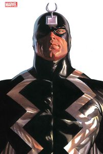 [Fantastic Four #25 (Alex Ross Black Bolt Timeless Variant Emp) (Product Image)]