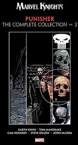 [Marvel Knights: Punisher: The Complete Collection: Volume 3 (Product Image)]