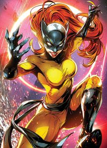 [X-Men Red #9 (Maxx Lim Marvel Battle Lines Variant) (Product Image)]