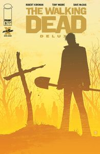 [Walking Dead: Deluxe #6 (Cover B Moore & Mccaig) (Product Image)]