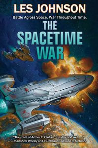 [The Spacetime War (Product Image)]