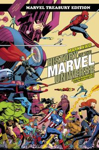[History Of The Marvel Universe: Treasury Edition (DM Variant) (Product Image)]