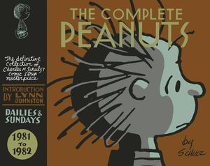 [Peanuts: Complete: Volume 16: 1981-1982 (Hardcover) (Product Image)]