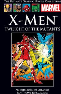 [Marvel Graphic Novel Collection: Volume 67 X-Men Twilight Of The Mutants (Product Image)]