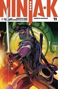 [Ninja-K #11 (New Arc) (Cover B - Colapietro) (Product Image)]