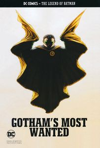 [Legends Of Batman: DC Graphic Novel Collection: Volume 49: Gothams Most Wanted (Product Image)]